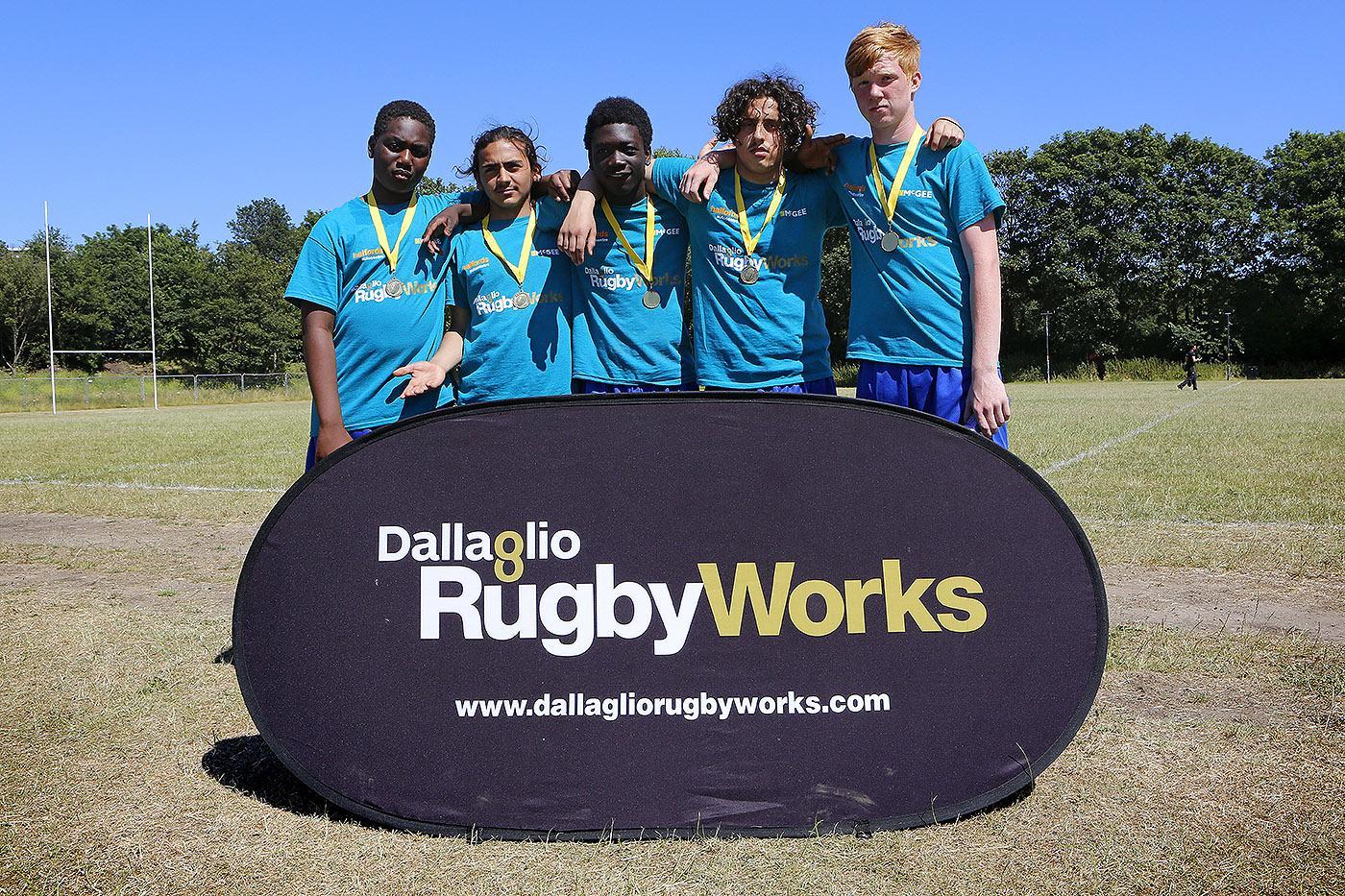 Volunteering: RugbyWorks