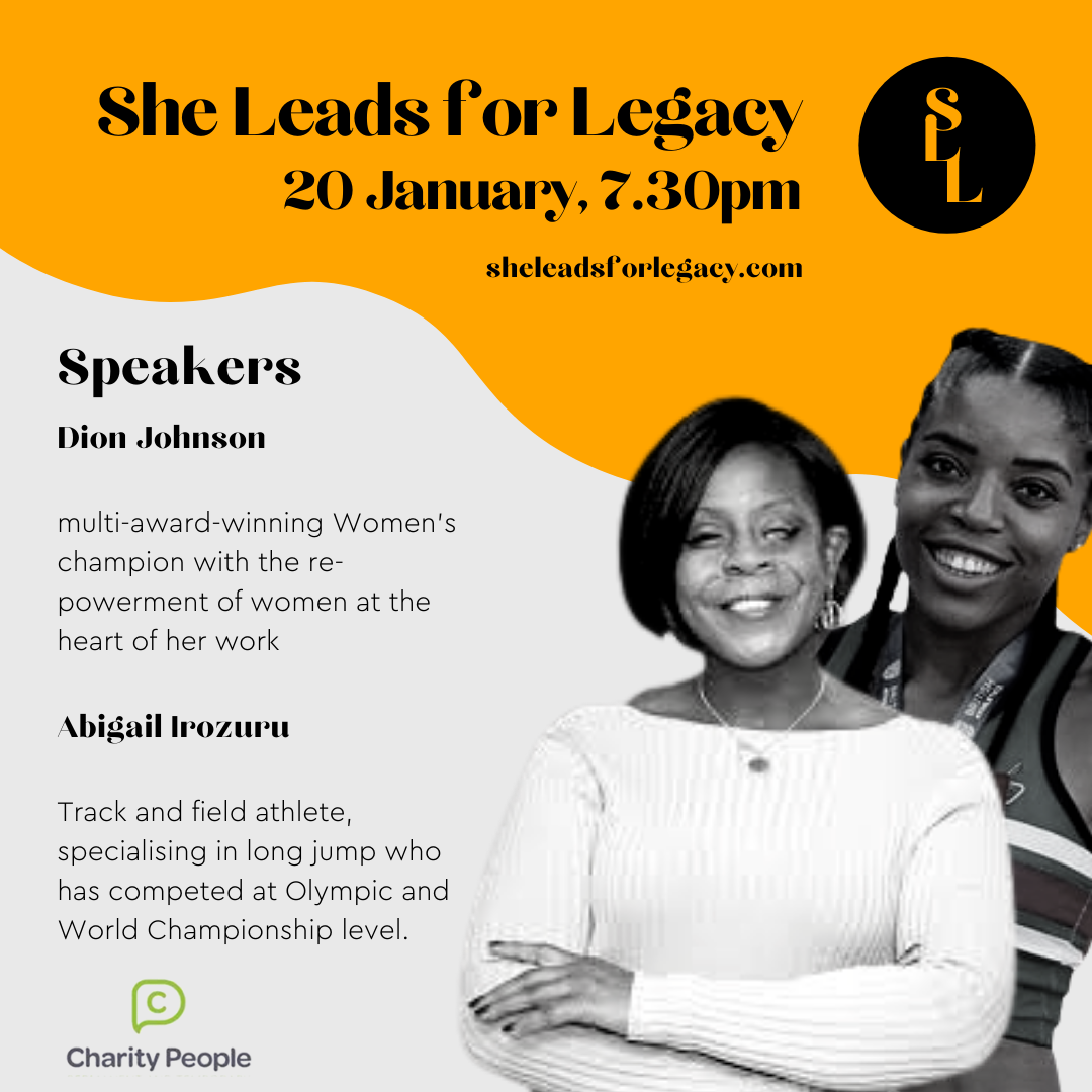 She Leads for Legacy – reducing barriers to black female leadership