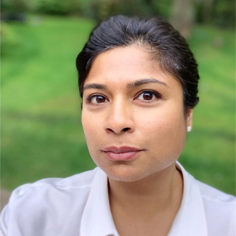 Interview with Desiree D'Souza, Director of Partnerships and Social Impact at SeeAbility